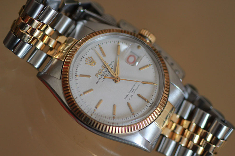 Rolex: Datejust Referenz 6605