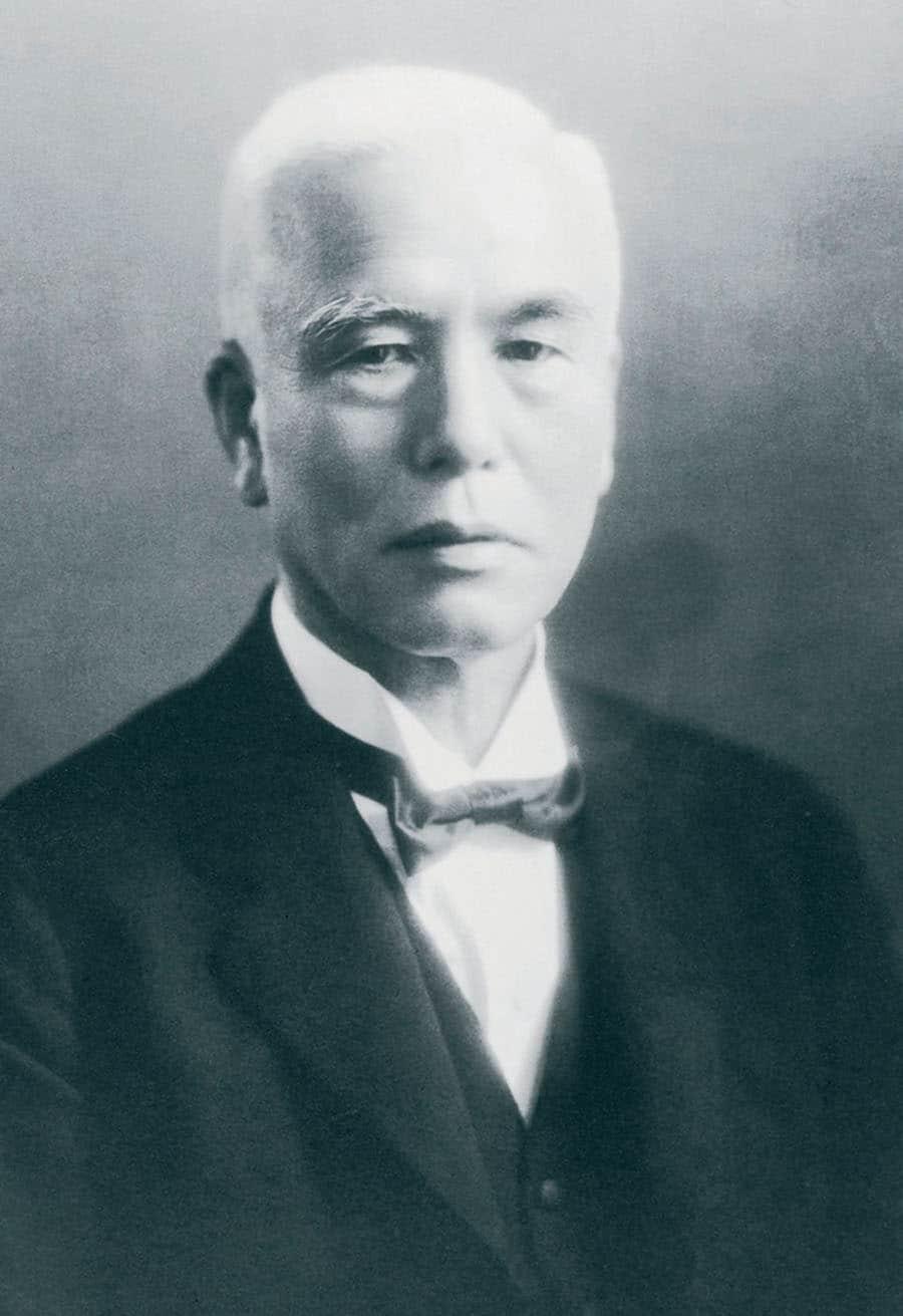 Kintaro Hattori gründete 1881 das Unternehmen K. Hattori, aus dem später Seiko hervorging.