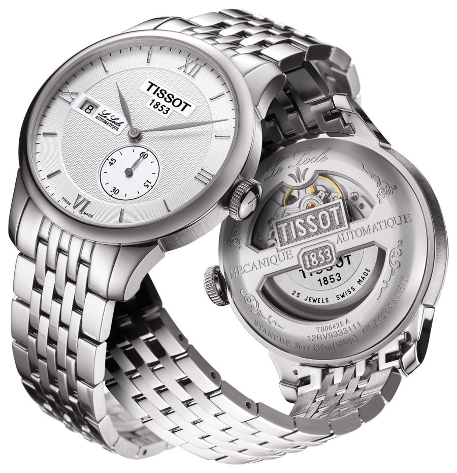 Tissot: Le Locle Small Second