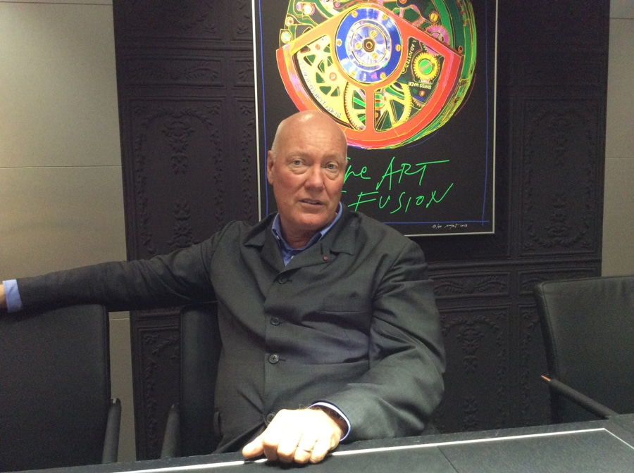 Jean-Claude Biver Baselworld 2014