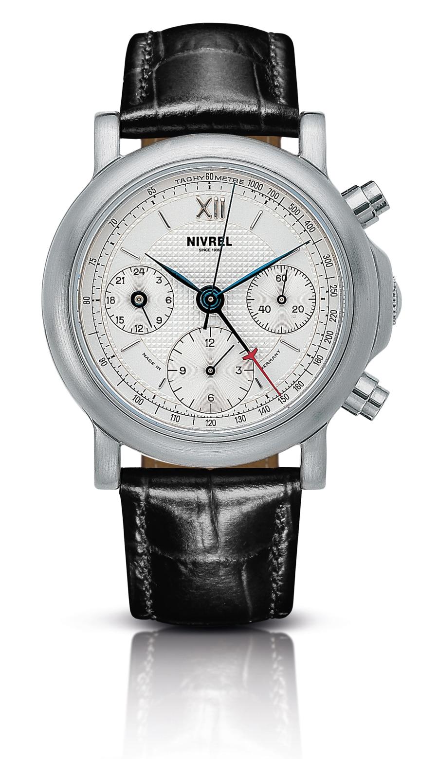 Nivrel: Heritage Chronographe Minutes