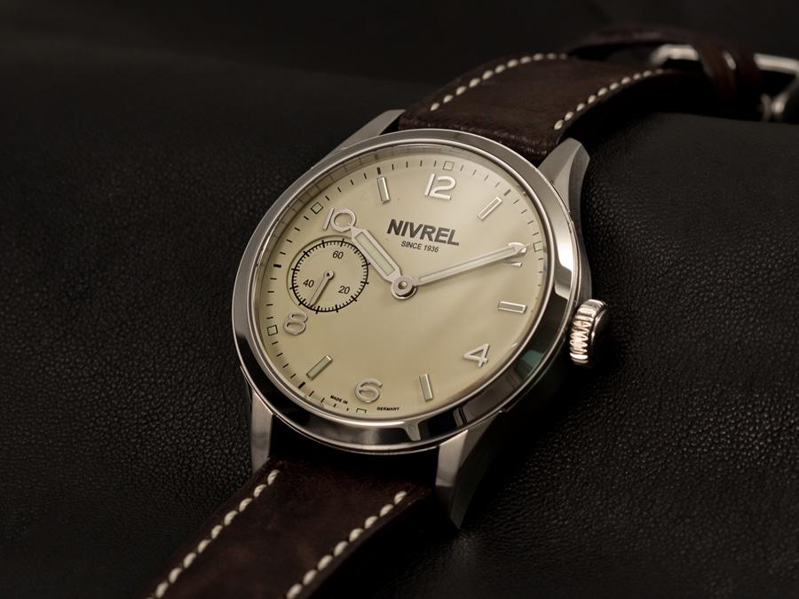 Nivrel Replique Manuelle: Die Uhr zum selber bauen