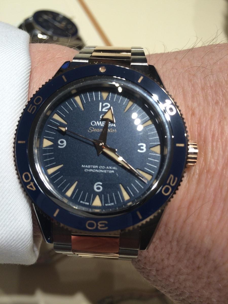 Omega: Seamaster 300