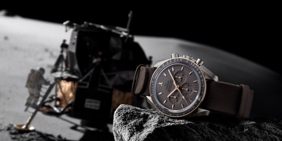 Omega: Speedmaster Professional Apollo 11 45th Anniversary Limited Edition