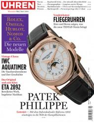 Uhren-Magazin Ausgabe Mai/Juni 2014