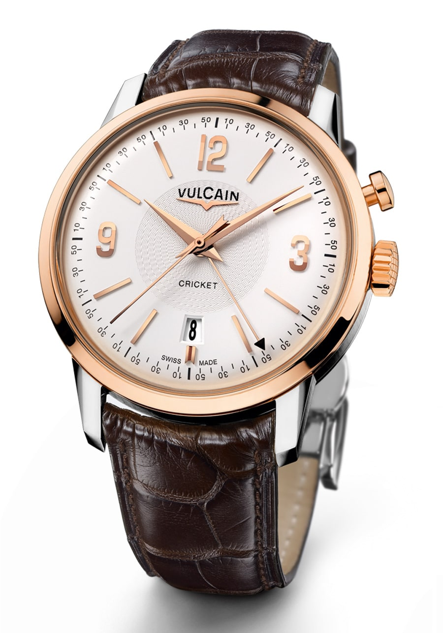 Vulcain: 50s Presidents' Watch