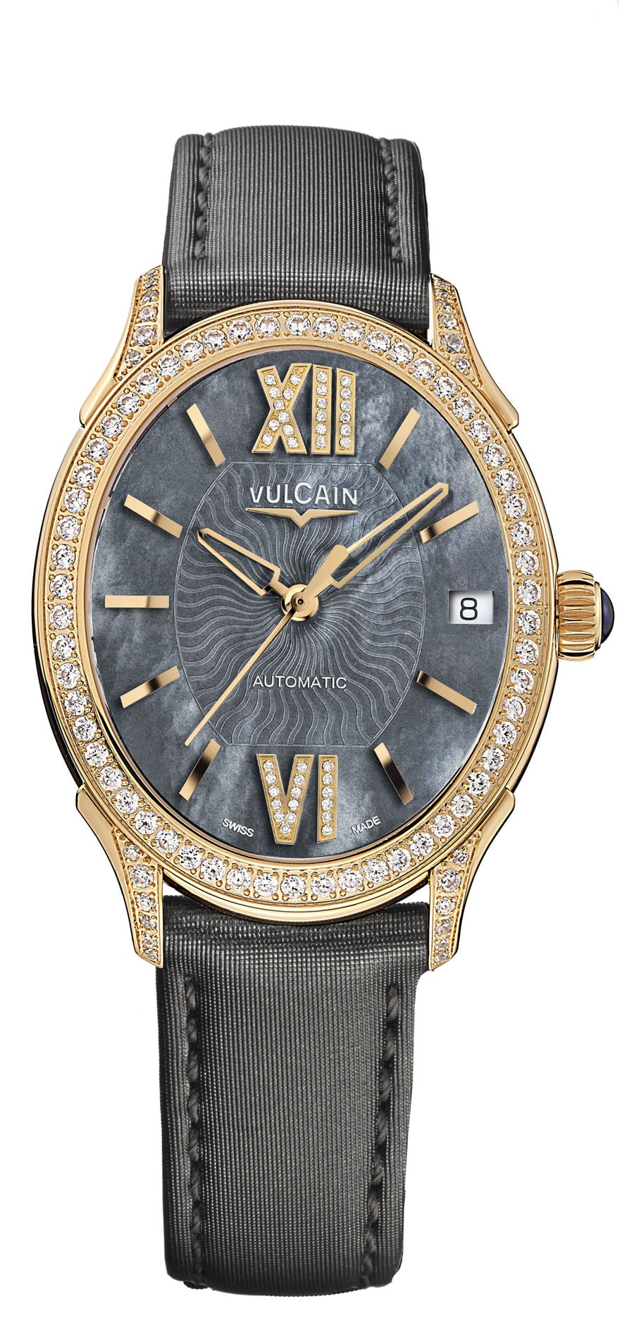 Vulcain: First Lady Automatic Gold