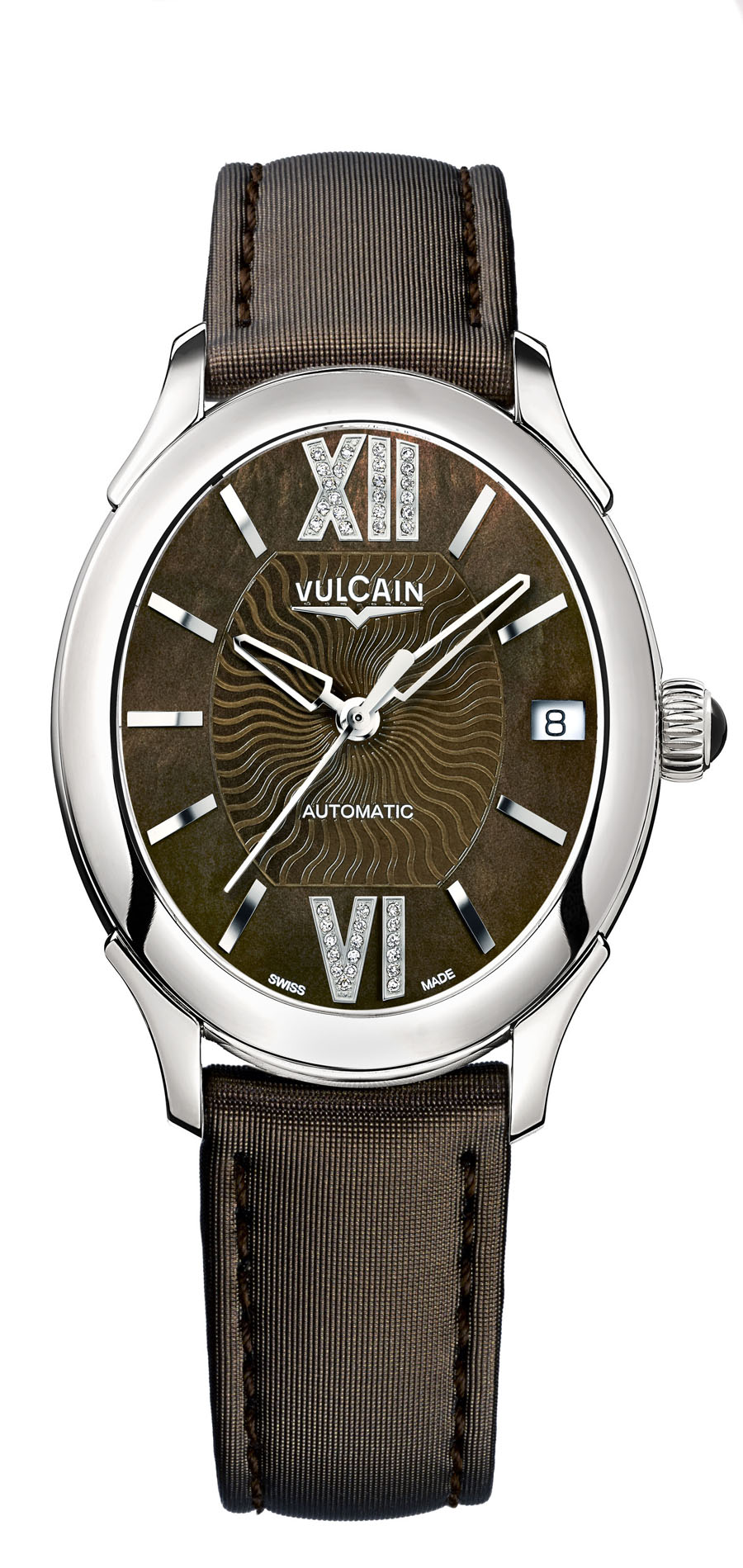 Vulcain: First Lady Automatic Steel