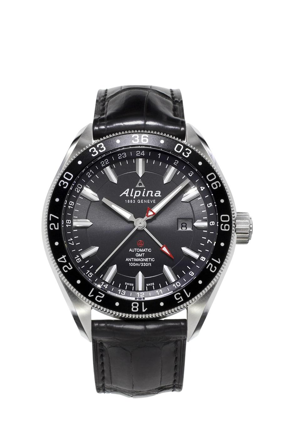 Alpina: Alpiner 4 GMT-Uhr