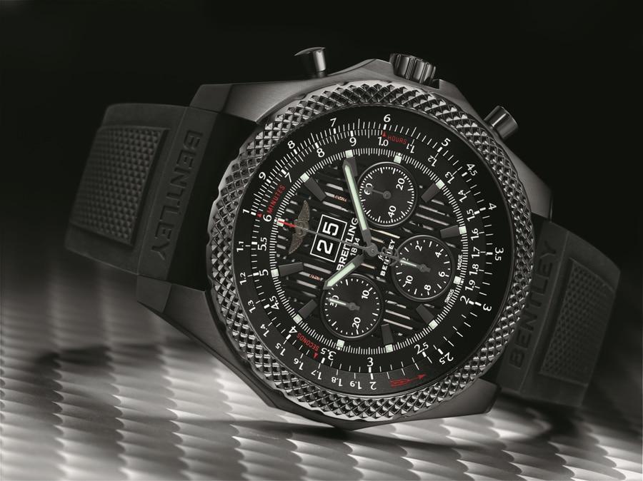 Breitling for Bentley: Bentley 6.75 Midnight Carbon