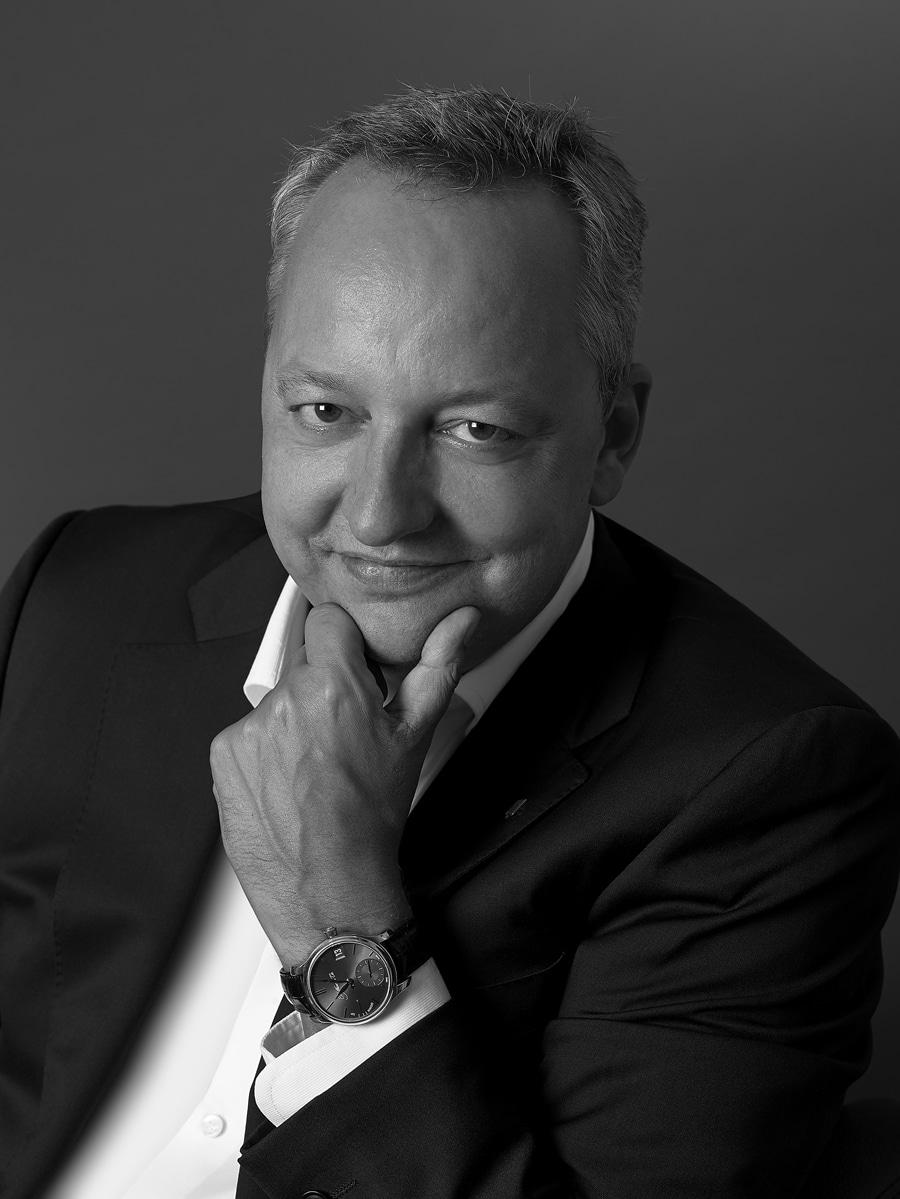 H. Moser & Cie: Daniel Zimmermann, Executive Director Sales