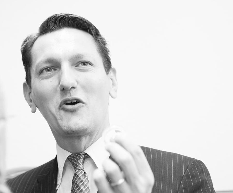 H. Moser & Cie: Tobias Grünenwald, Area Sales Manager Europe