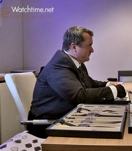 Video-Interview Hemess Baselworld 2014