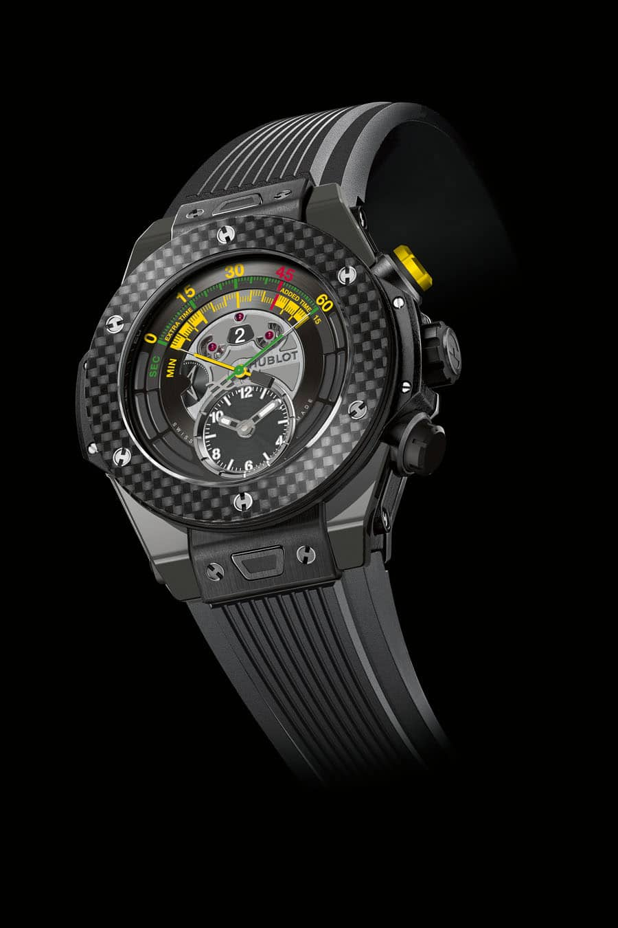 Hublot: Big Bang Unico Chrono Bi-Retrograde