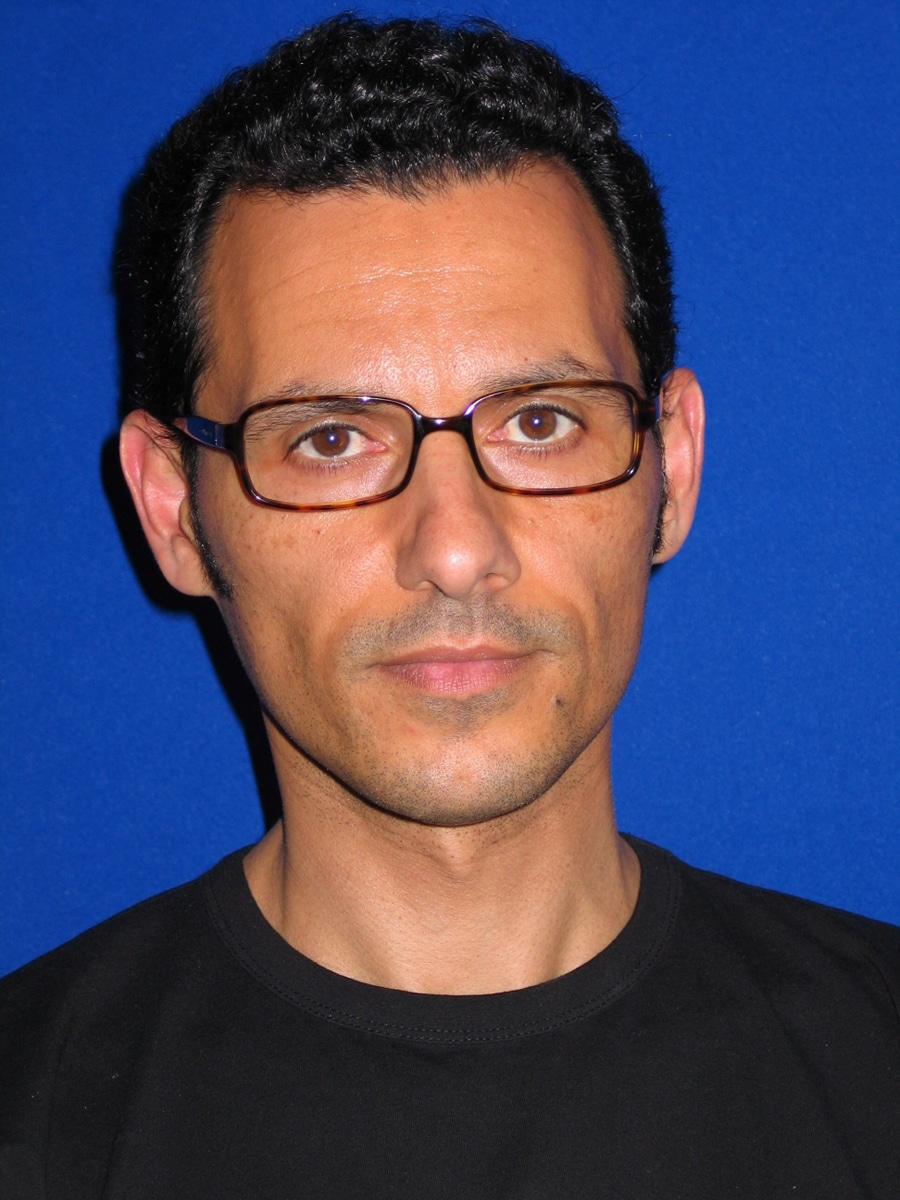 Hublot: Sassan Riahi, Sales Manager
