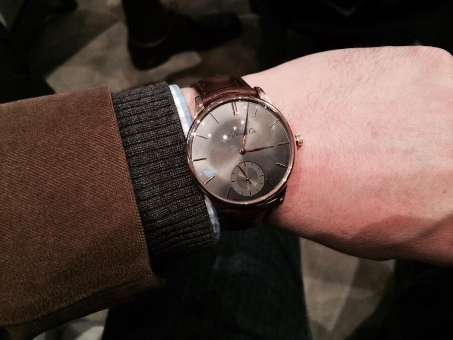 H. Moser & Cie: Venturer Small Seconds