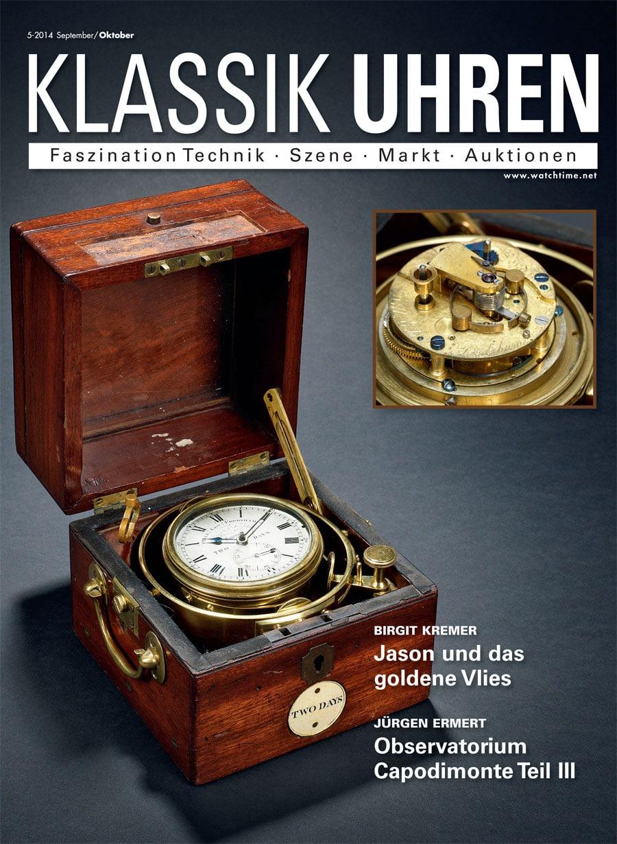 Klassik Uhren Ausgabe 5-2014