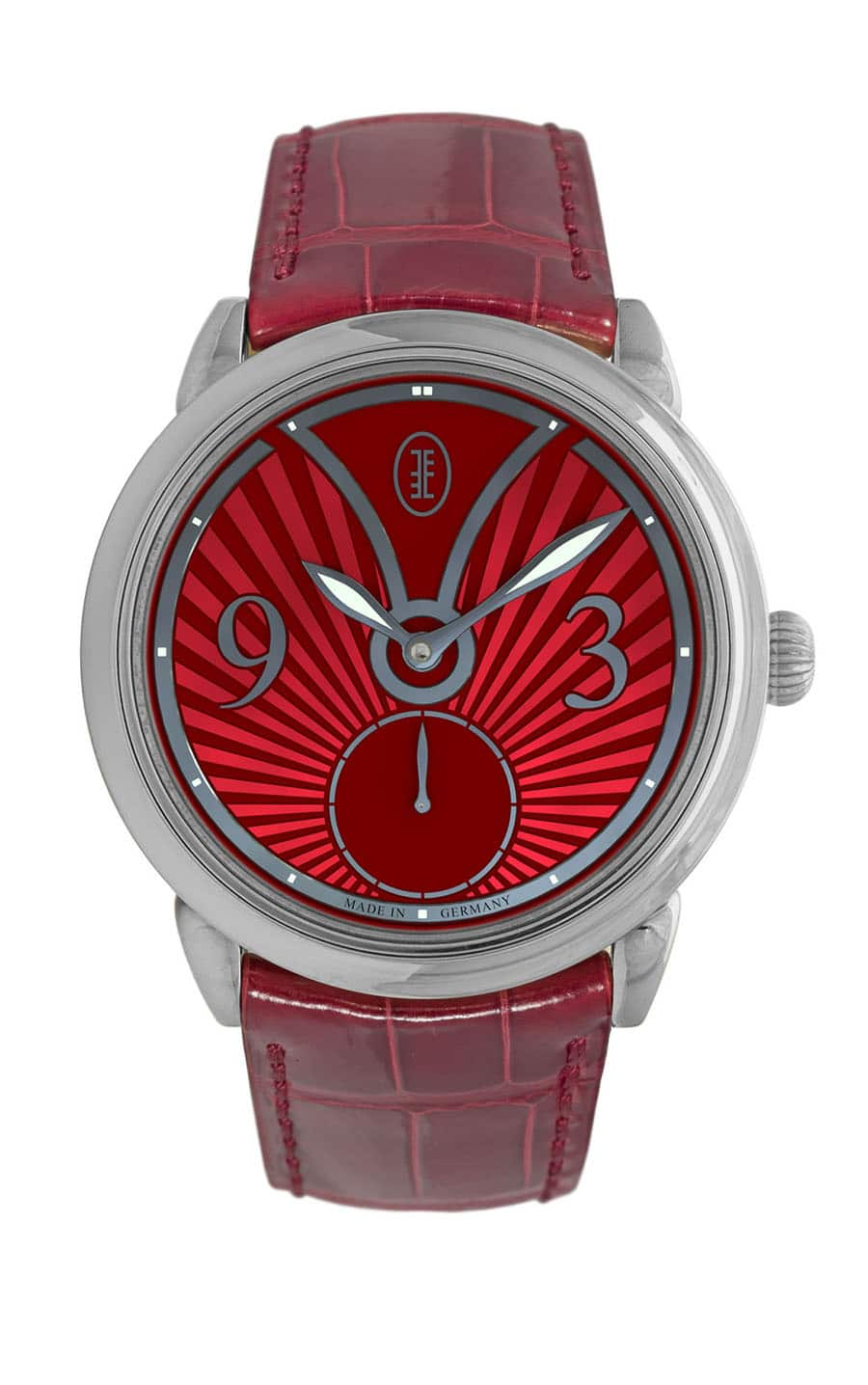 Leinfelder Uhren München: Elysium Colored