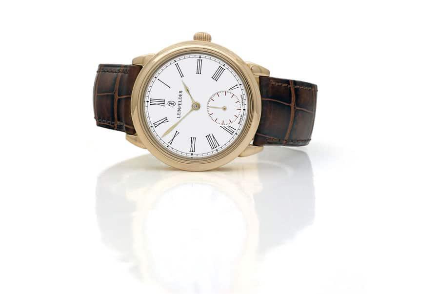 Leinfelder Uhren München: Elysium Classic
