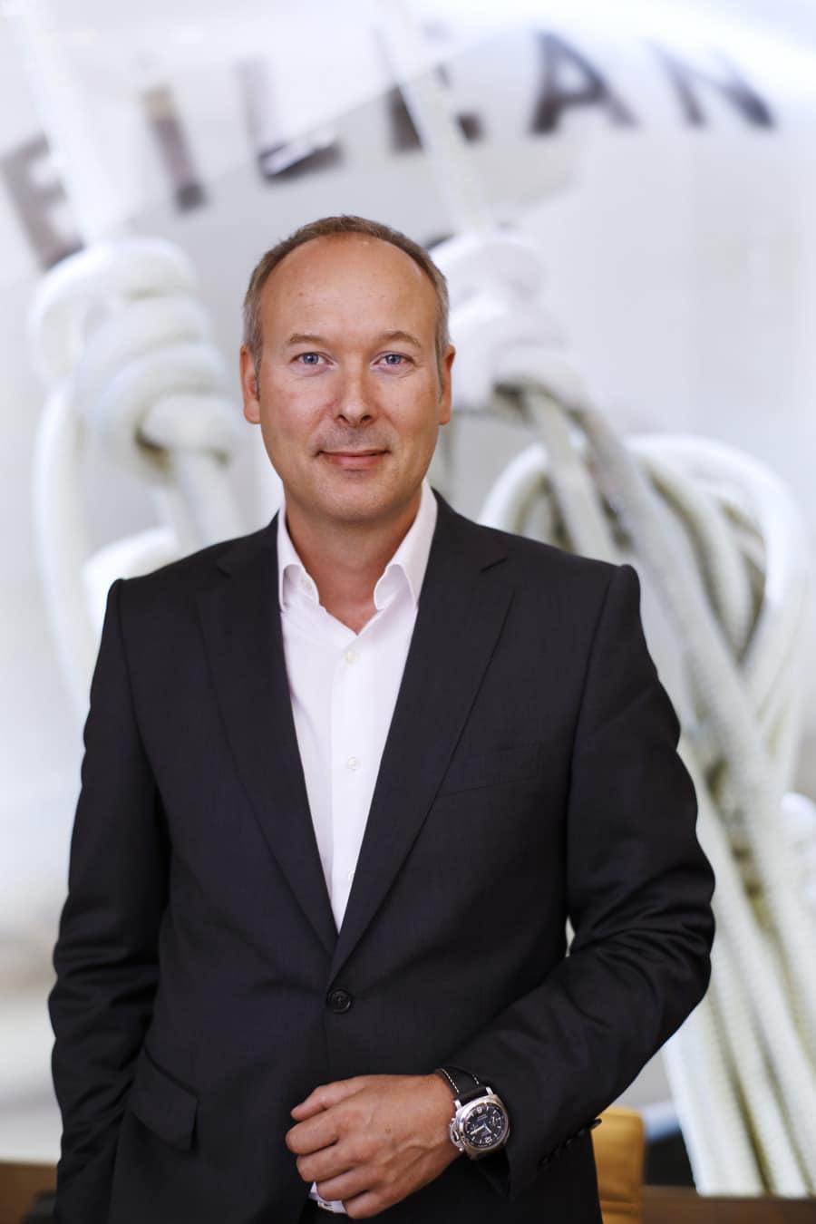 Panerai: Marcel Rössner, General Manager