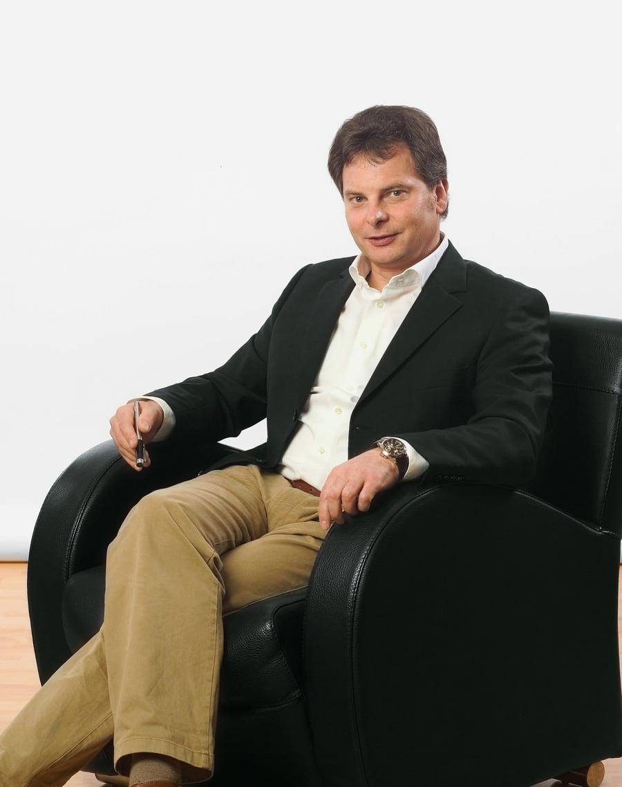 Seiko: Frank Deckert, Geschäftsführer Deutschland