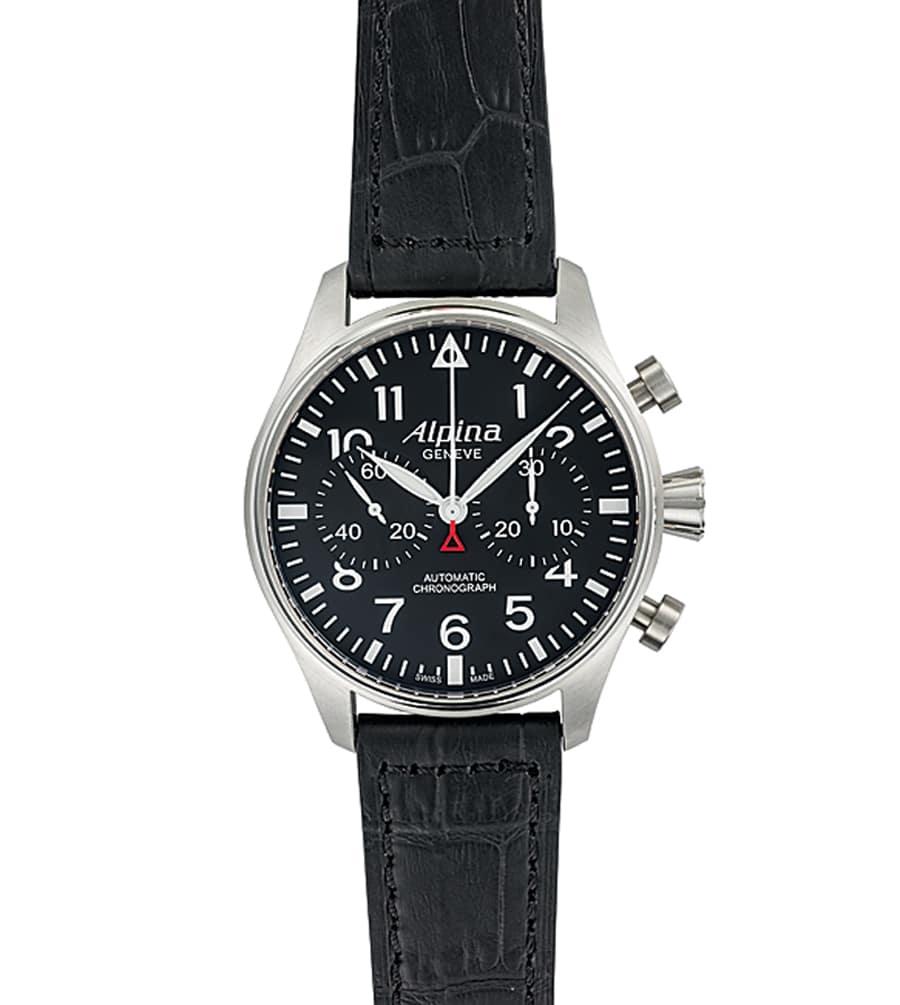 Alpina: Startimer Pilot Automatic Chronograph