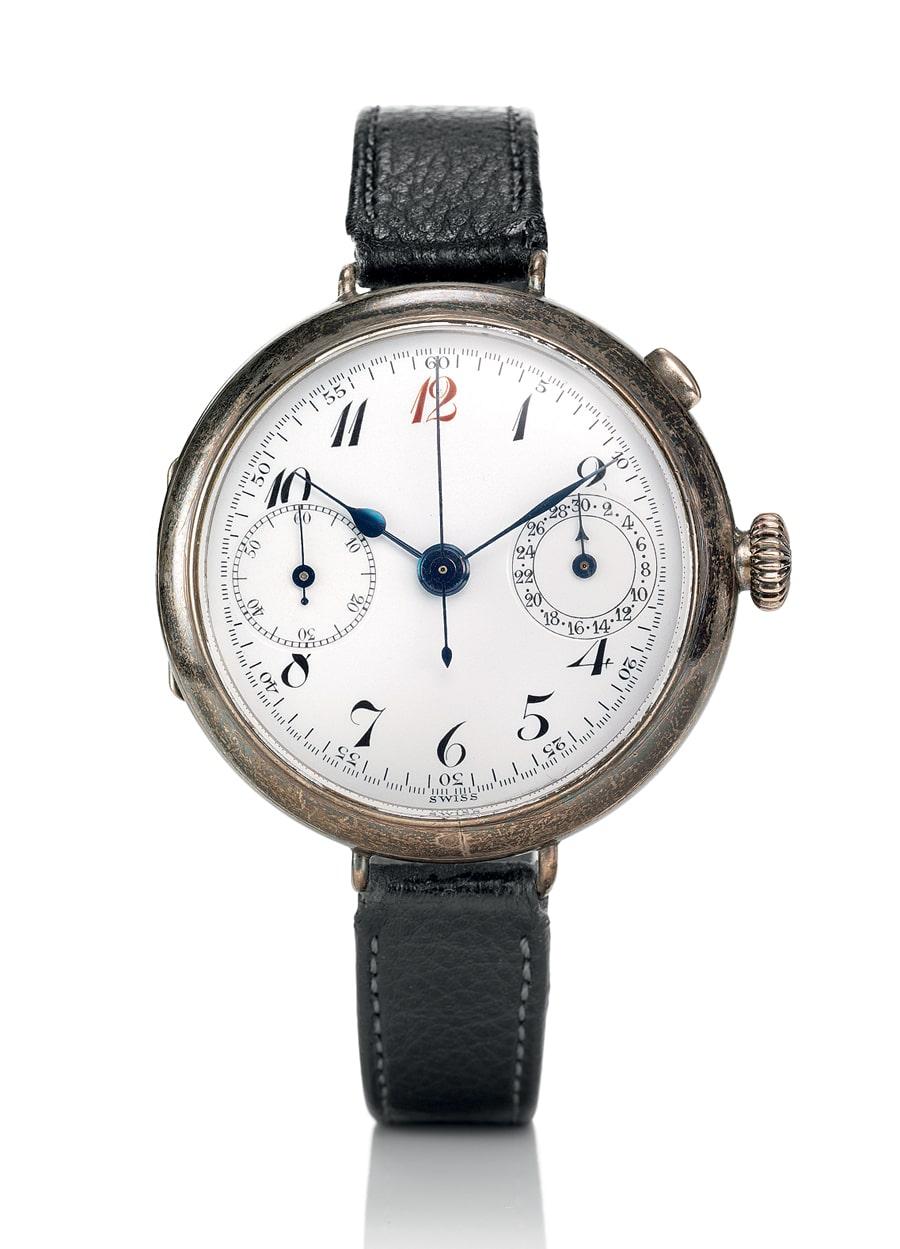 Breitling: Chronograph, 1915