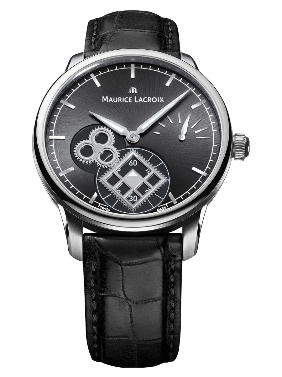 Maurice Lacroix: Square Wheel