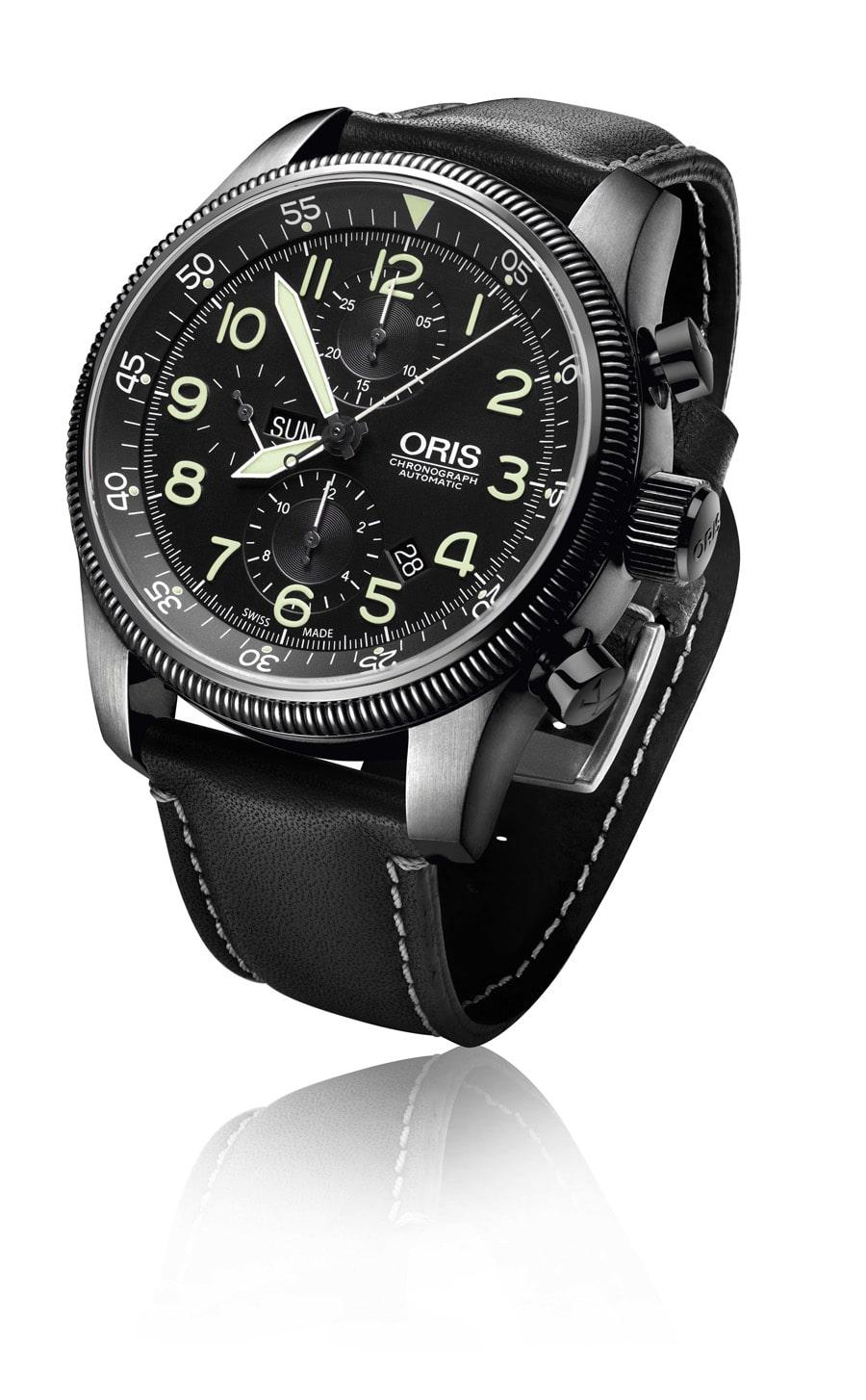 Oris: Big Crown Timer Chronongraph