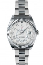 Rolex:Oyster Perpetual Sky-Dweller