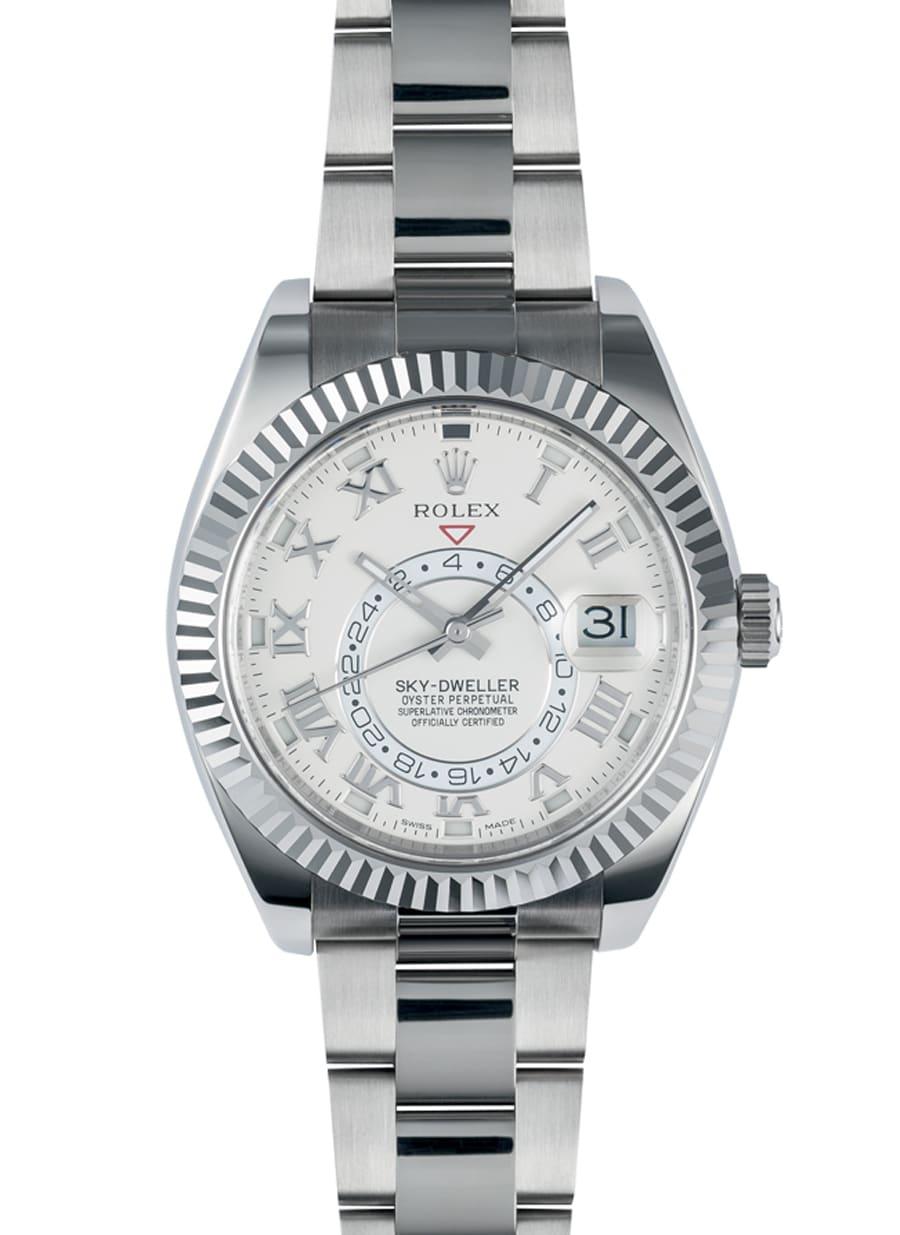 Rolex: Oyster Perpetual Sky-Dweller