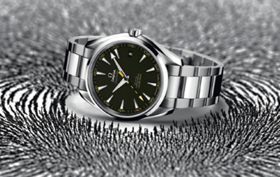 Uhren mit Magnetfeldschutz