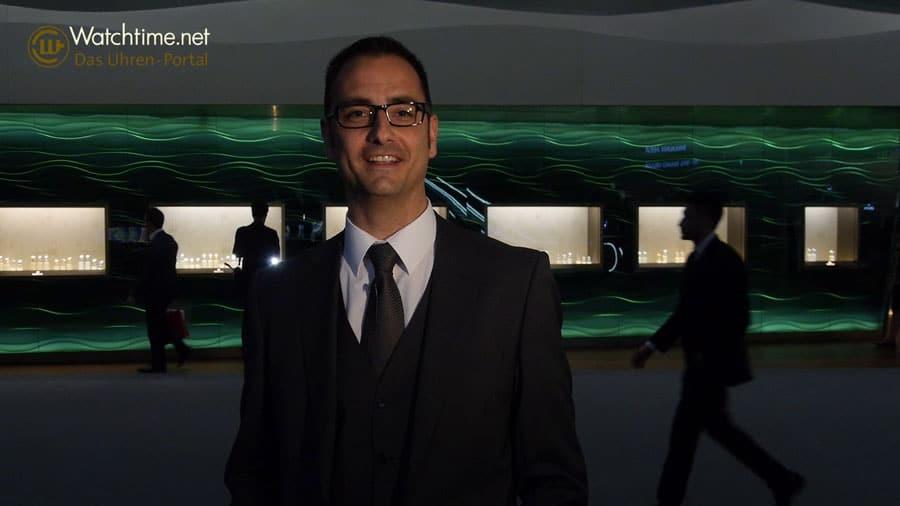 Chronos-Redakteur Alexander Krupp über sein Highlight der Baselworld 2014