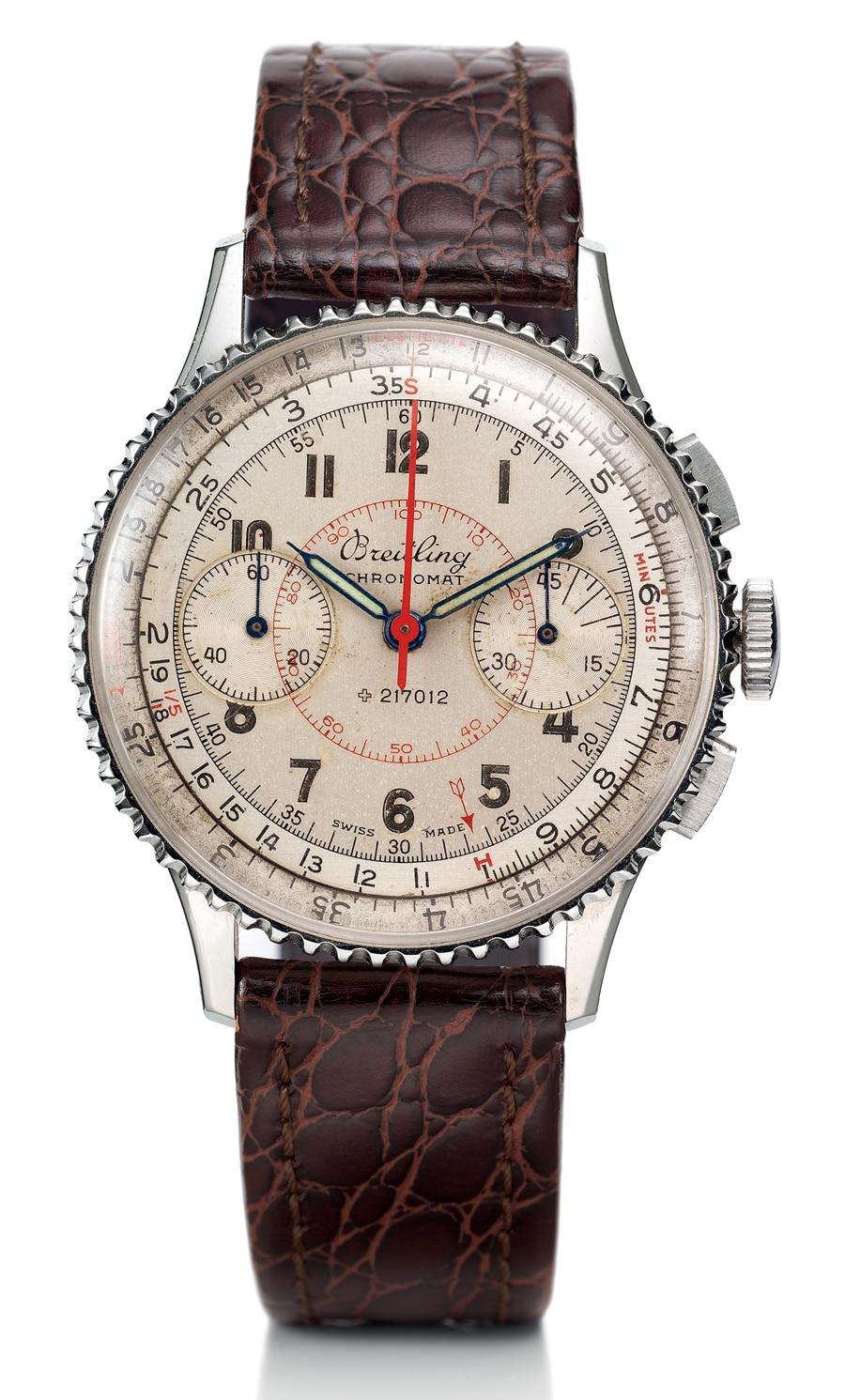 Breitling: Chronomat, um 1942