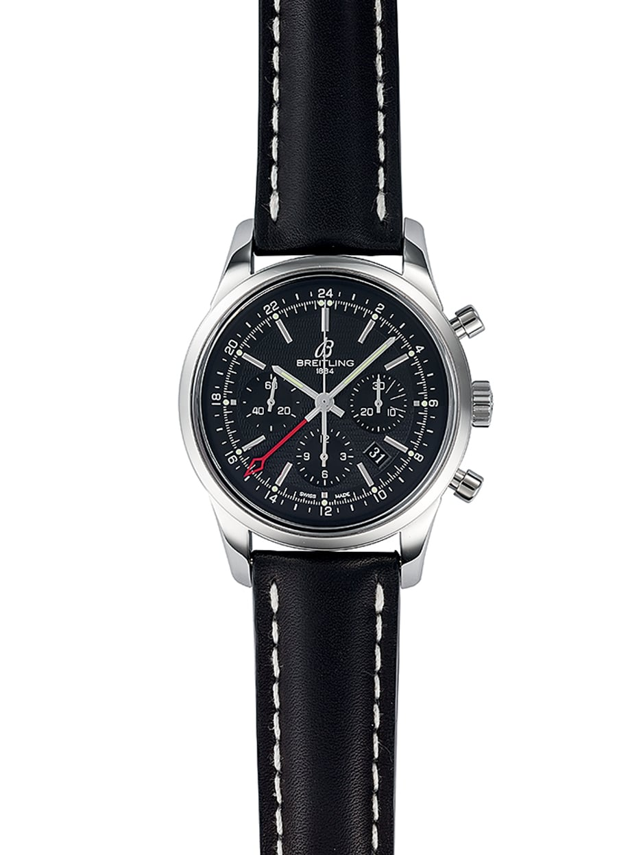 Breitling: Transocean Chronograph GMT