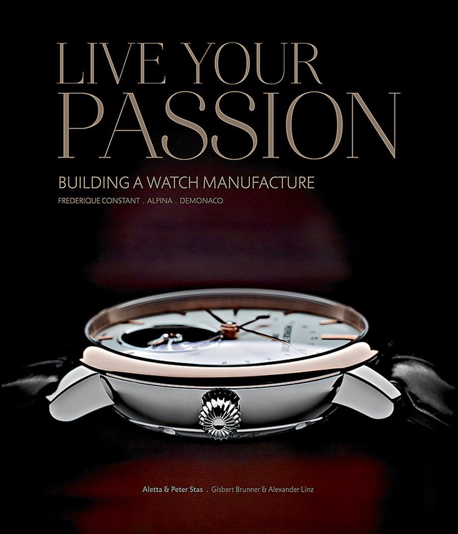 Live Your Passion: Peter und Aletta Stas Buch