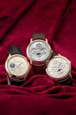 Ewige Kalender: Audemars Piguet, Jaeger-LeCoultre, Vacheron Constantin