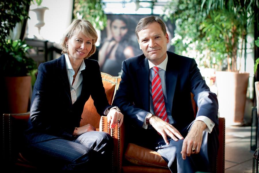 Frédérique Constant: Aletta und Peter Stas