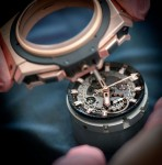 Hublot: Manufaktur