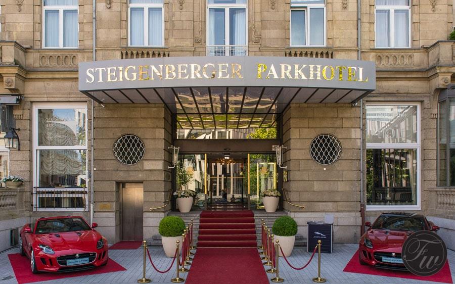 IBG - Das feinste Uhrendinner Deutschlands im Steigenberger Parkhotel in Düsseldorf