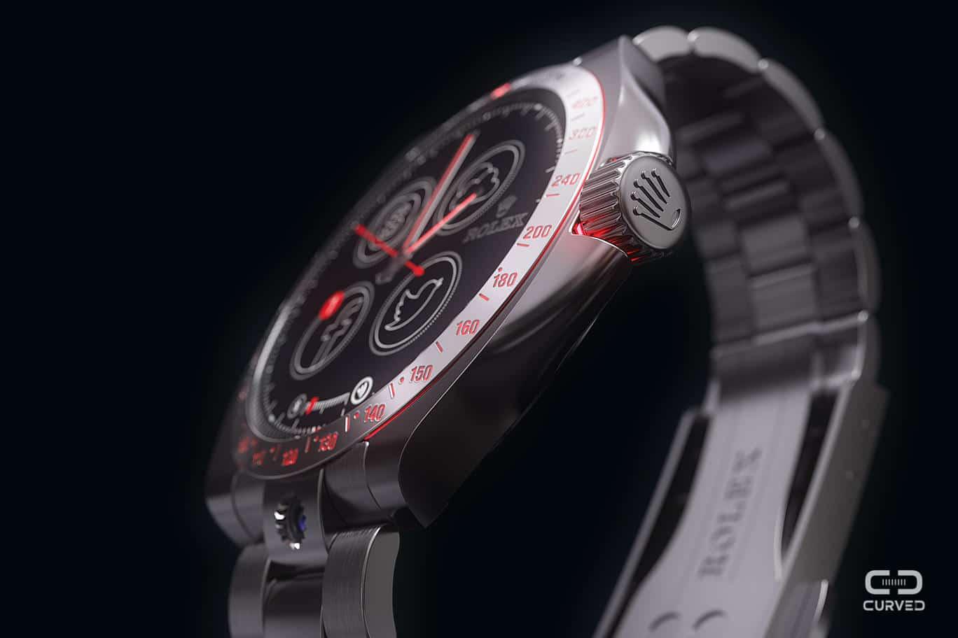 Vorschlag für eine Smartwatch von Rolex
