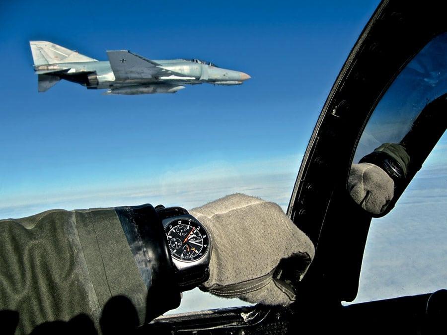 Militäruhren: Die Uhren der Bundeswehr
