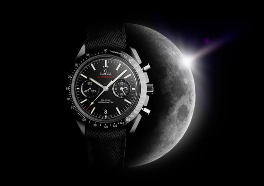 "Omega: Speedmaster ""Dark Side of the Moon"""