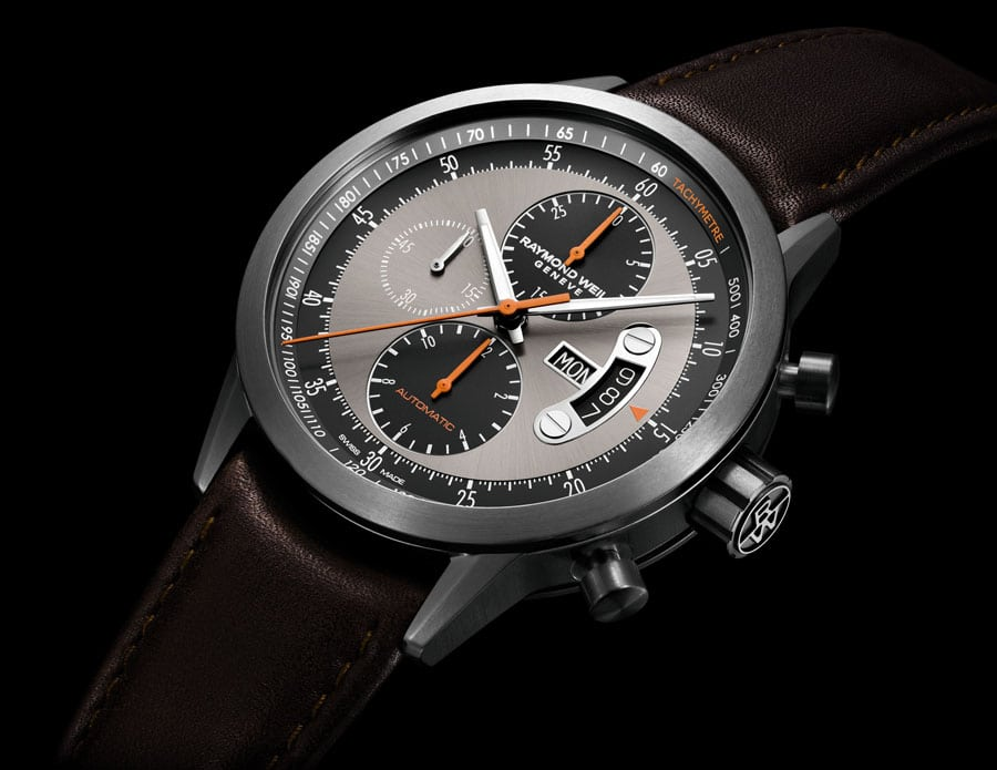 Raymond Weil: Freelancer Chronograph