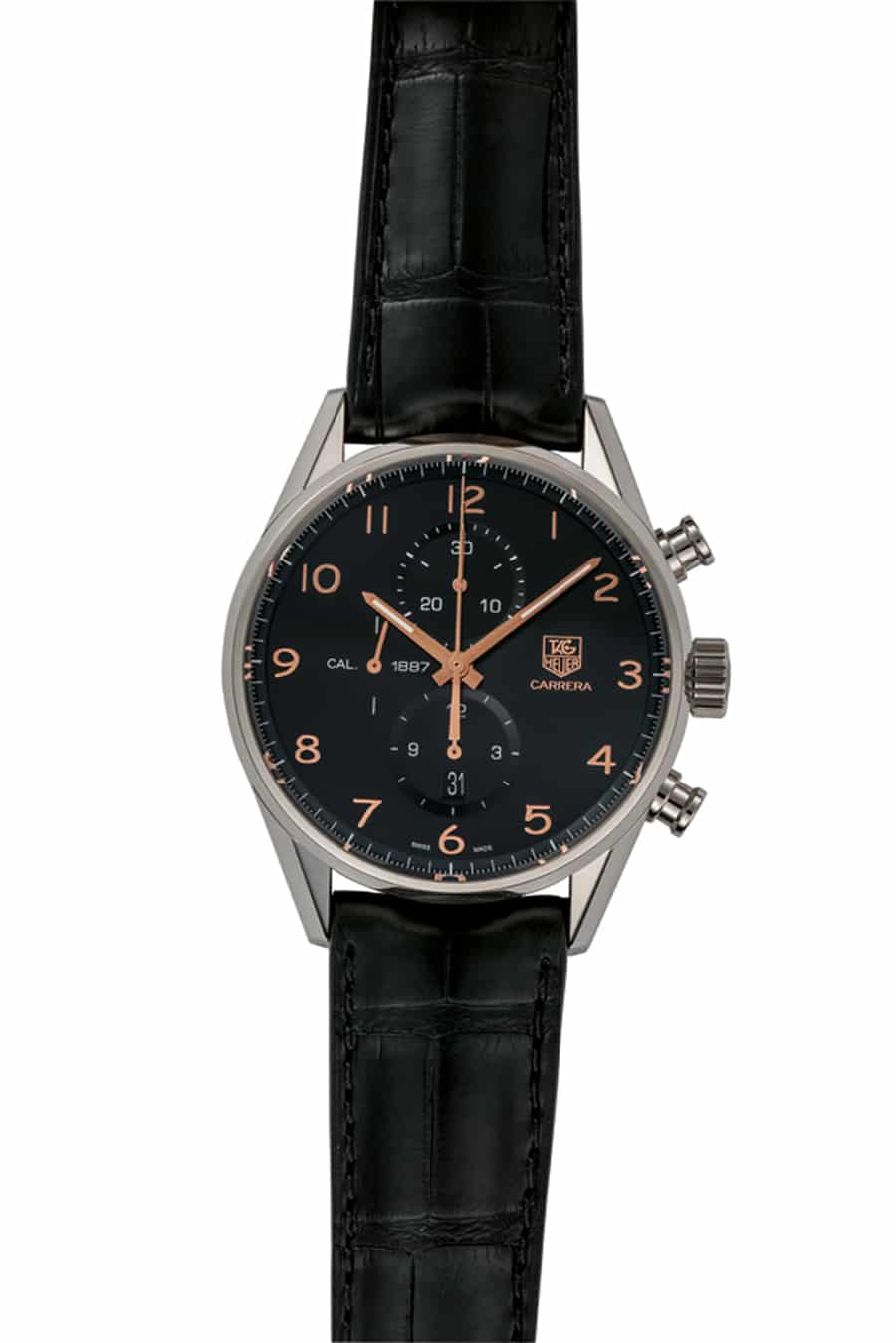 TAG Heuer: Carrera Calibre 1887 Chronograph