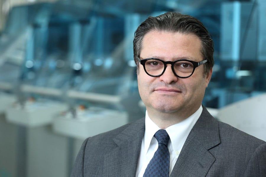 Zenith: Aldo Magada, neuer Präsident und CEO von Zenith, Foto: Johann Sauty