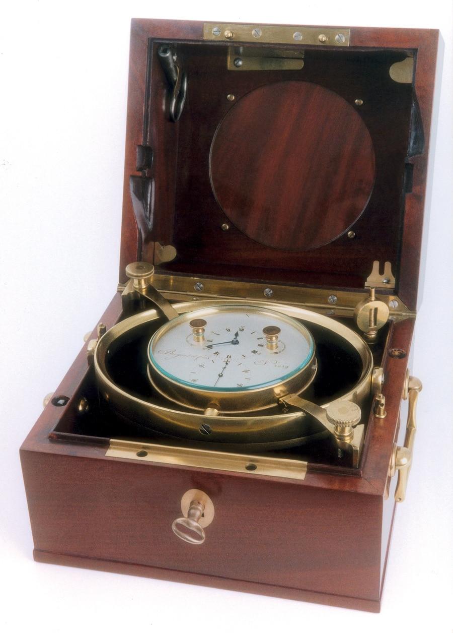 Breguet-Marinechronometer von 1818