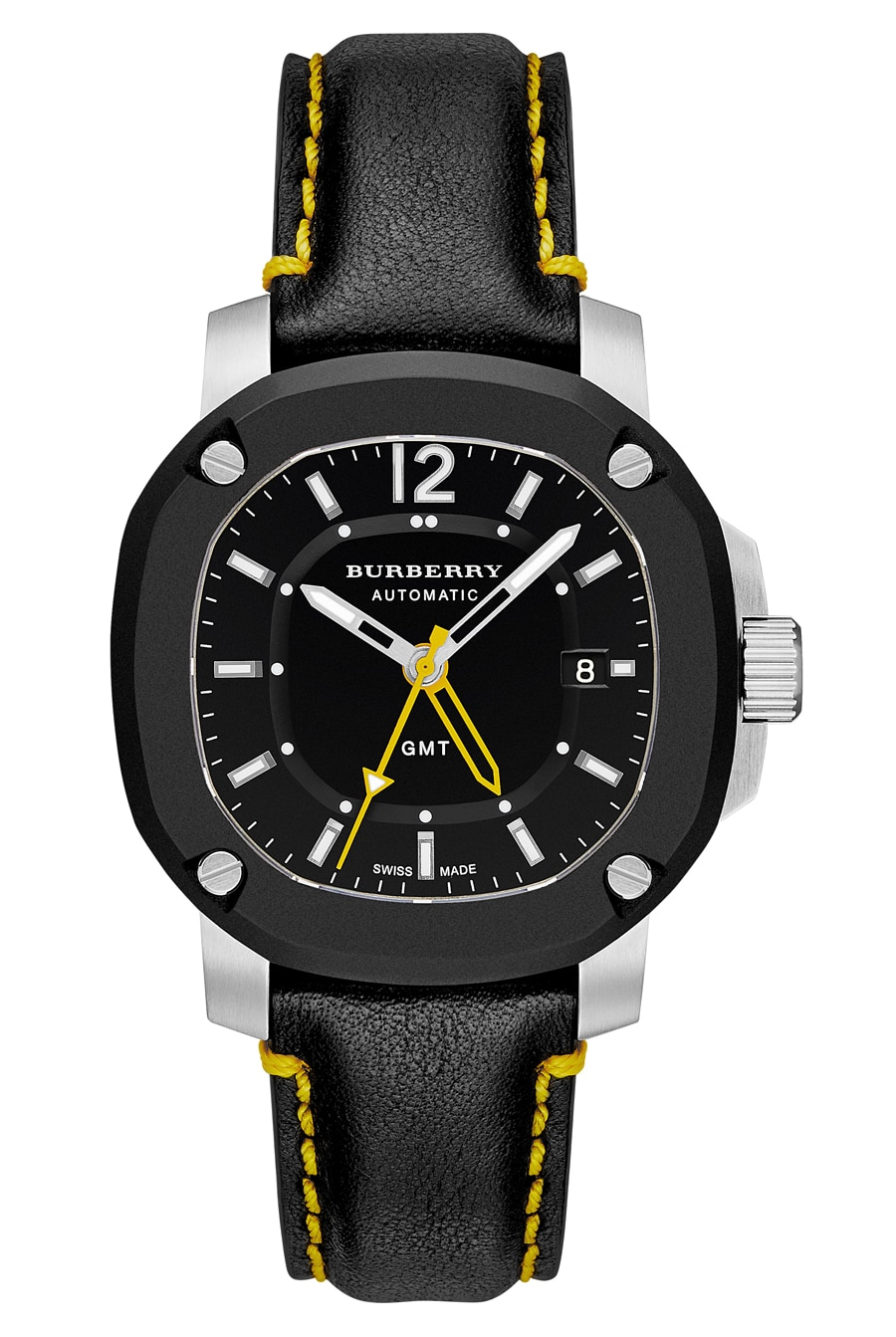 Burberry Watches: Britain Travel GMT Automatik