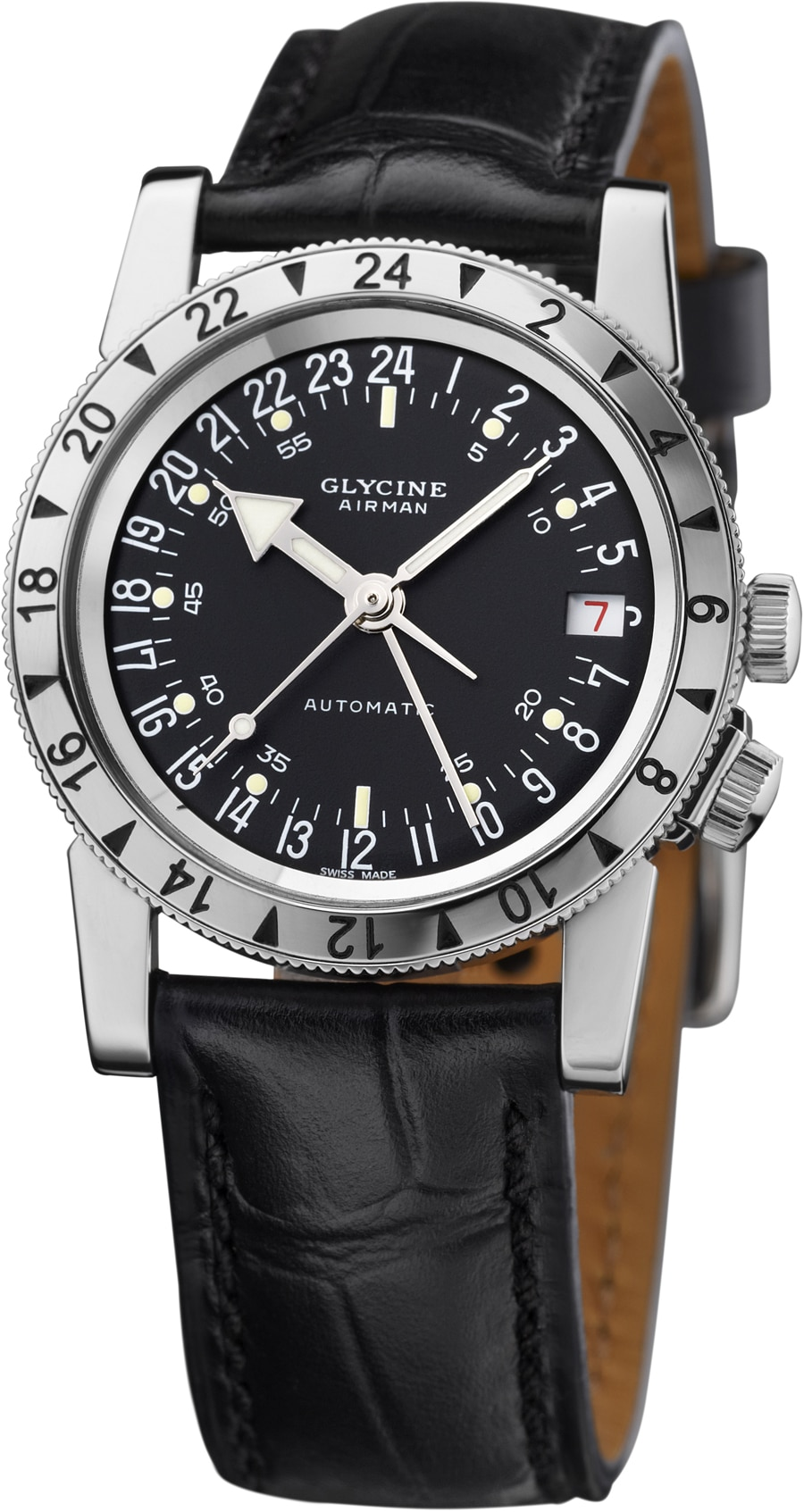 Glycine: Airman No. 1