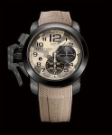 Graham Chronofighter Oversize Black Arrow